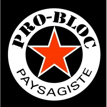 Pro-Bloc Paysagiste logo