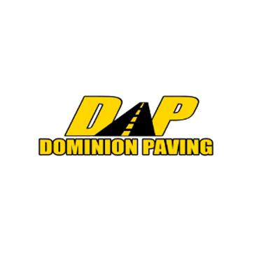 Dominion Paving logo