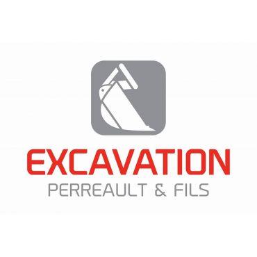 Excavation Perreault & Fils logo