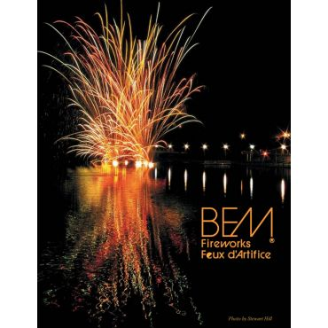 B E M Feux D'Artifices logo