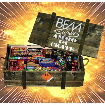 Super Ammo Crate BEM Fireworks