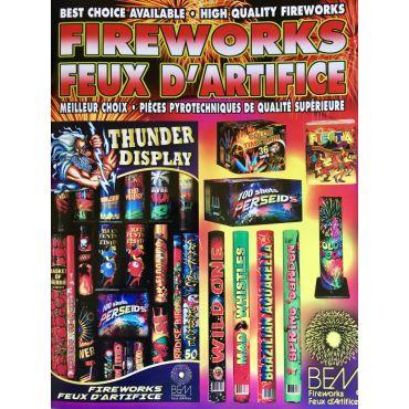 BEM Fireworks 2017 Catalogue