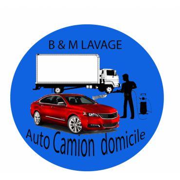 B&M Lavage Auto Camion à Domicile S.E.N.C. PROFILE.logo