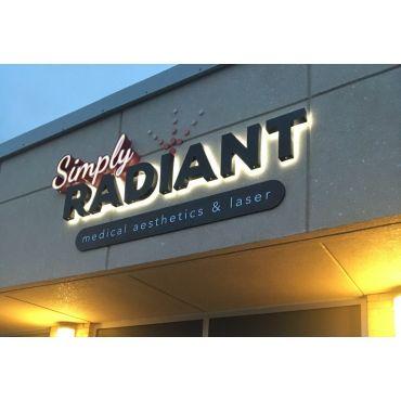 Simply Radiant logo
