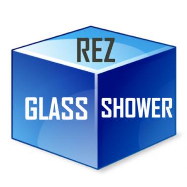 Rez Glass Shower PROFILE.logo