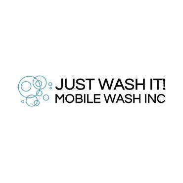 Just Wash It! Mobile Wash Inc. PROFILE.logo