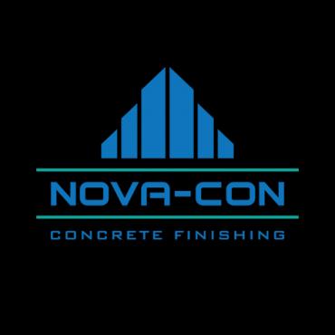 Nova-Con Concrete Finishing PROFILE.logo