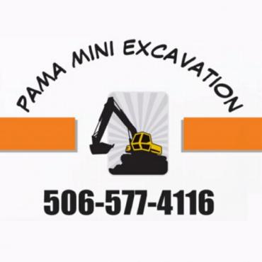 Pama Mini Excavation In Moncton Nb 5063121043 411ca