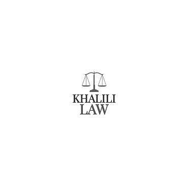 Vahideh Khalili (Khalili Law) logo