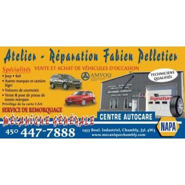 Atelier Reparation Fabien Pelletier PROFILE.logo