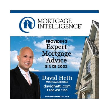 David Hetti - Mortgage Intelligence logo
