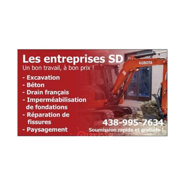 Les Entreprises S.D. logo