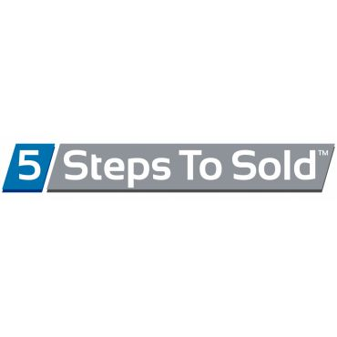 5 Steps To Sold Services Logo