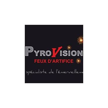 PyroVision Feux D'artifice logo