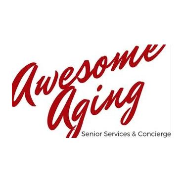 Awesome Aging Senior Services logo