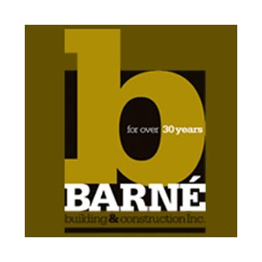 Barne Builders & Construction logo