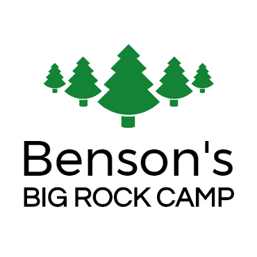 Benson's Big Rock Camp & Campground PROFILE.logo