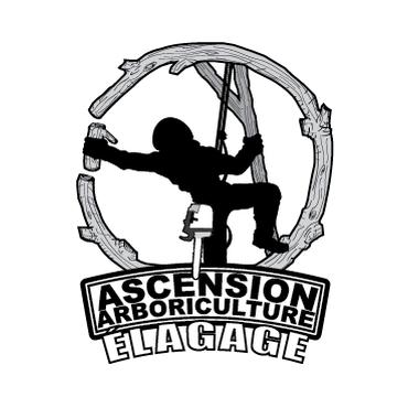 Ascension Arboriculture Élagage logo