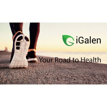 iGalen Your Road to Health and Wealth PROFILE.logo