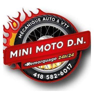 Mini Moto DN logo