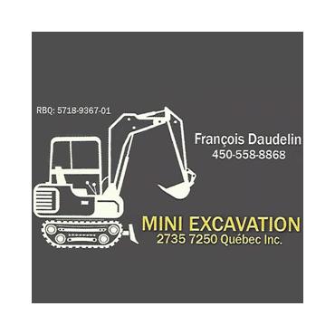 Mini Excavation Daudelin In Shefford Qc 4505588868 411ca