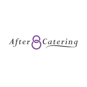 After 8 Catering logo
