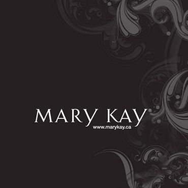 Nycol Lefebvre et Mary Kay logo