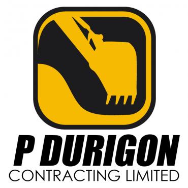 P Durigon Contracting Limited PROFILE.logo