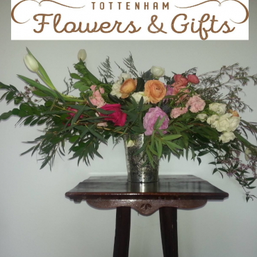 Tottenham Flowers & Gifts PROFILE.logo