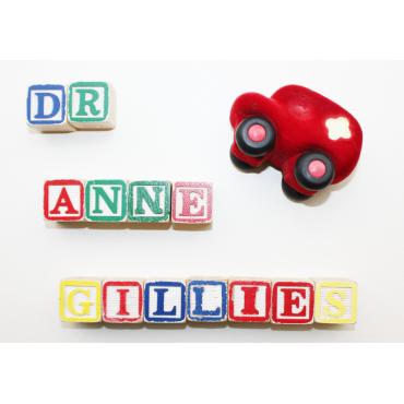 Dr Anne M. Gillies, Paediatric Clinic PROFILE.logo