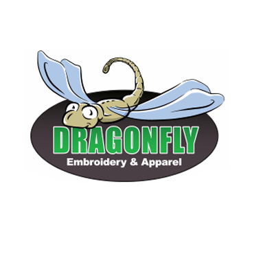 Dragonfly Embroidery & Apparel PROFILE.logo