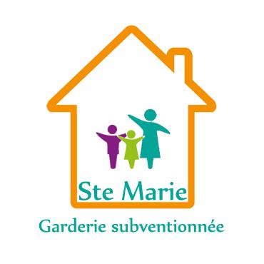 Garderie subventionnée Ste Marie PROFILE.logo
