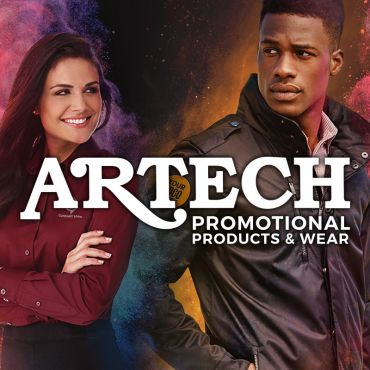 Artech Promotional Products & Wear logo