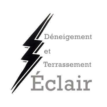 Déneigement et Terrassement Éclair logo