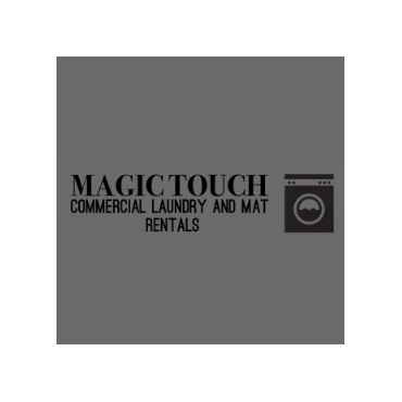Magic Touch Commercial Laundry & Mat Rentals logo