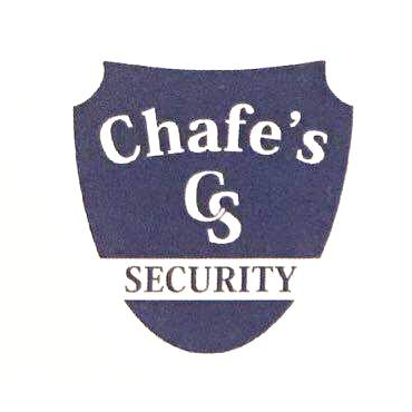 Chafe's Security logo