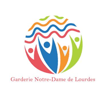 Garderie Notre-Dame de Lourdes logo