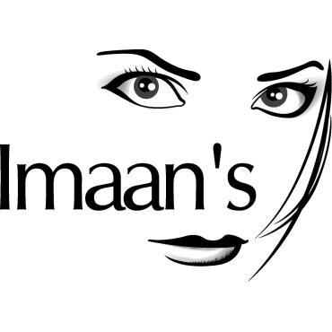 Imaan's Make-Up Studio logo