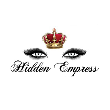 Hidden Empress - Lash extension de cils et makeup logo