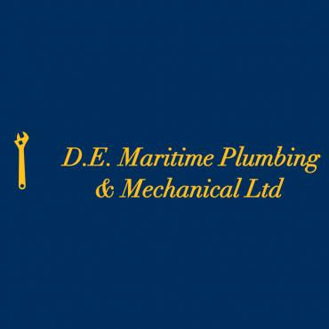 DE Maritime Plumbing & Mechanical Ltd PROFILE.logo