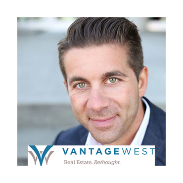 AJ Hazzi - Vantage West Realty Inc. - Founder PROFILE.logo