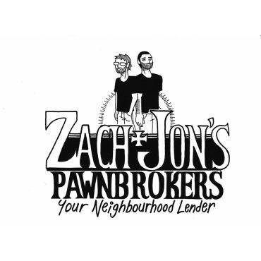 Zach and Jon's logo