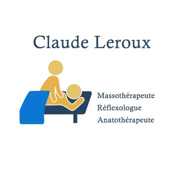 Claude Leroux - Massothérapeute - Réflexologue - Anatothérapeute logo