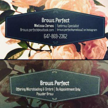 Brows.Perfect PROFILE.logo