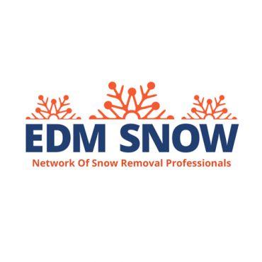 EDM Snow Services logo