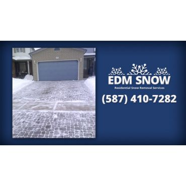 edmonton residential snow removal