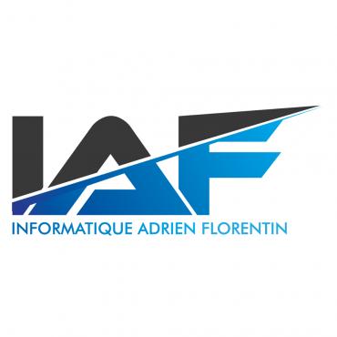 Informatique Adrien Florentin logo