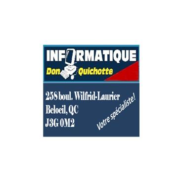 Informatique Don Quichotte PROFILE.logo