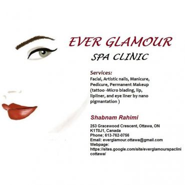 Ever Glamour Spa Clinic logo