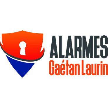 Alarmes Gaetan Laurin logo